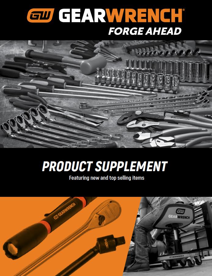 GearWrench PDF Katalog Seite