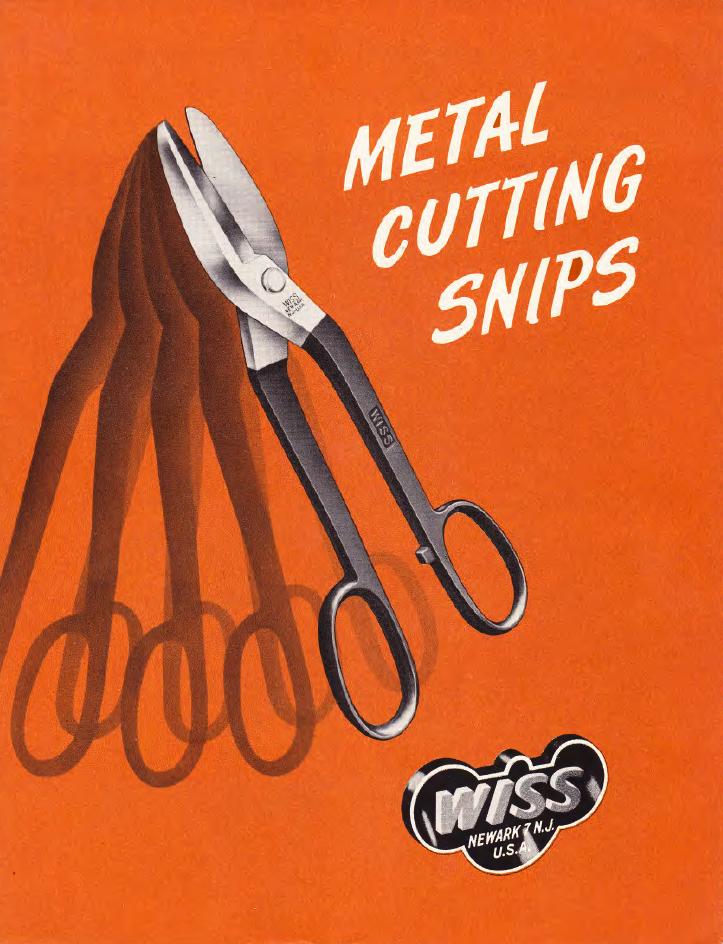 WISS History Katalog 1952