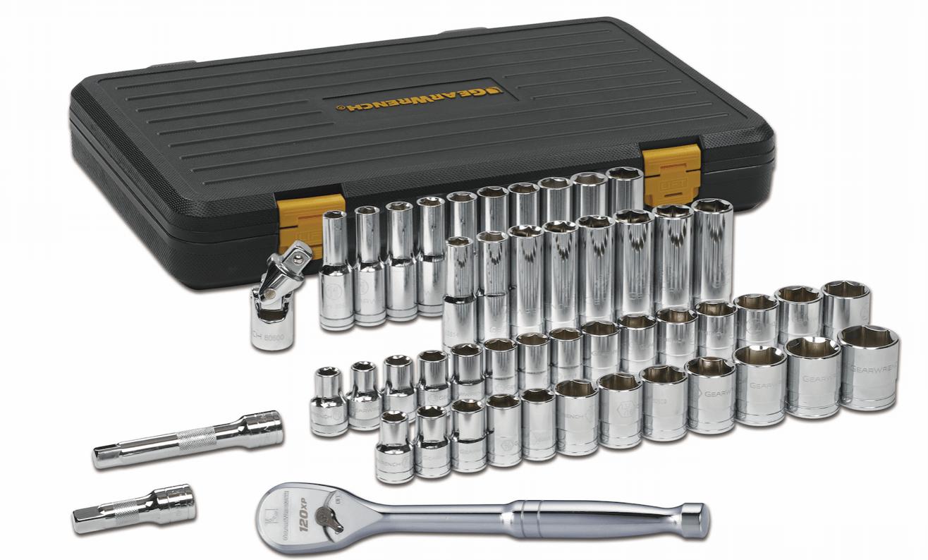 GearWrench 120XP Ratschenset 1/2