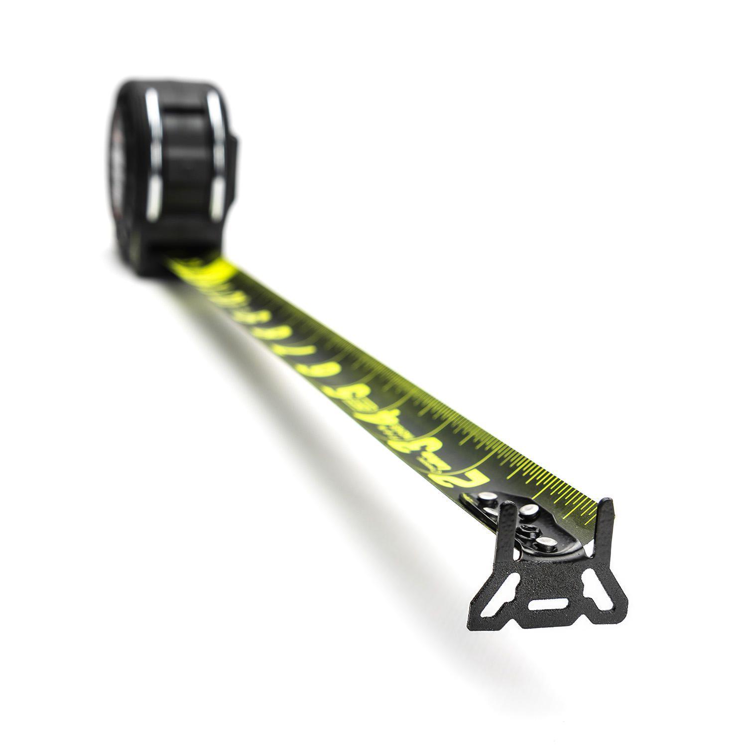 Der Arm der Pry Bar Brecheisen lässt sich flexibel verlängern oder verkürzen.